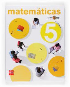 Eldeportedealbacete.es Matematicas Timonel 5º Primaria (2009) Image