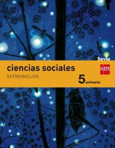 Padella.mx Ciencias Sociales Extremadura Integrado Savia Ed 2014 Castellano Image