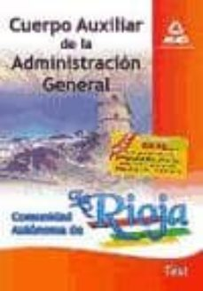 Geekmag.es Cuerpo Auxiliar De La Administracion General De La Comunidad Auto Noma De La Rioja: Test Image