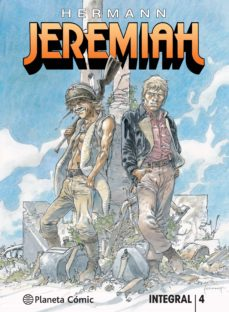JEREMIAH (INTEGRAL) Nº 04 NUEVA EDICION