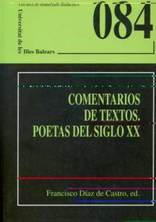 Permacultivo.es Comentarios De Textos. Poetas Del Siglo Xx Image
