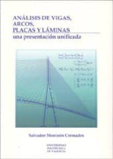 Iguanabus.es Analisis De Vigas, Arcos, Placas Y Laminas: Una Presentacion Unif Icada Image