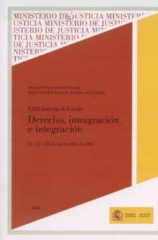 Permacultivo.es Derecho,inmigracion E Integracion: 21,22 Y 23 De Noviembre De 200 7 Image