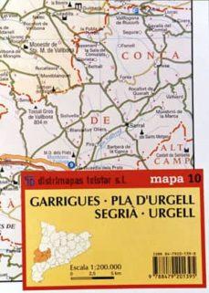 Asdmolveno.it Mapa 10. Garrigues; Pla D Urgell; Segria; Urgell Image