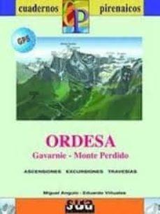 Viamistica.es Ordesa (Libro+mapa): Cuadernos Pirenaicos Image