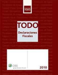 Encuentroelemadrid.es Todo Declaraciones Fiscales 2010 Image