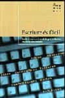 Permacultivo.es Escriure Es Facil: Amb Recursos I Models Per Redactar Escrits I D Ocuments Personals I Professionals Image