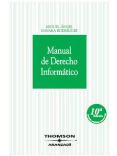 Descargar MANUAL DE DERECHO INFORMATICO gratis pdf - leer online