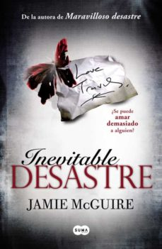 inevitable desastre (beautiful 2)-jamie mcguire-9788483655795