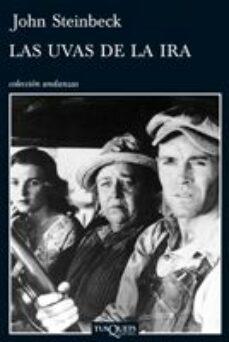 Descargar libro en linea pdf LAS UVAS DE LA IRA 9788483831595 ePub