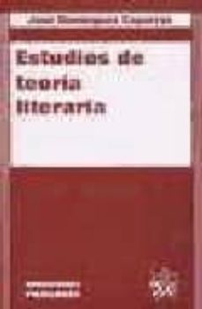 Chapultepecuno.mx Estudios De Teoria Literaria Image