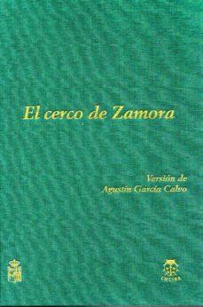 El Cerco De Zamora Agustin Garcia Calvo Comprar Libro 9788485708895
