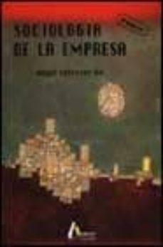 Geekmag.es Sociologia De La Empresa (2ª Ed.) Image