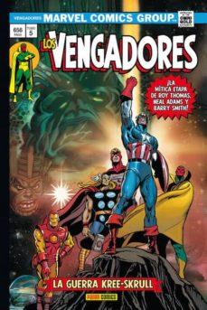 Bressoamisuradi.it Los Vengadores 5: La Guerra Kree-skrull Image