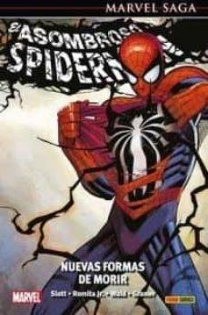 el asombroso spiderman 17: nuevas formas de morir-dan slott-john jr. romita-9788491670995