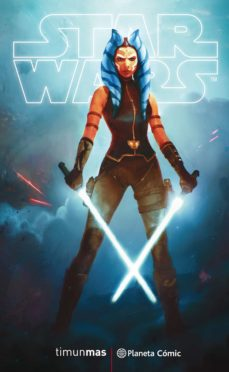 Descargar libros ipod touch gratis STAR WARS AHSOKA (NOVELA)