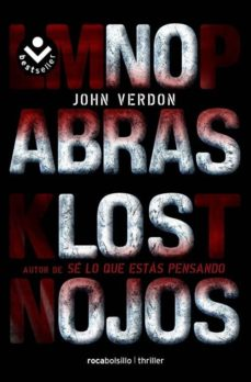Descargar libro electronico kostenlos pdf NO ABRAS LOS OJOS de JOHN VERDON (Literatura española)