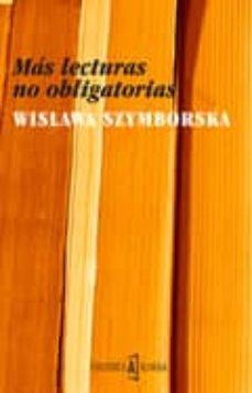 mas lecturas no obligatorias-wislawa szymborska-9788493890995