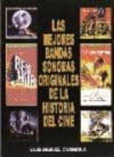 las mejores bandas sonoras originales de la historia del cine-luis miguel carmona-9788496613195