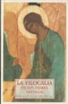 filocalia de los padres nepticos-9788497166195