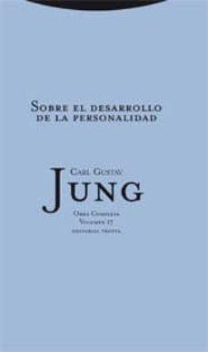 obras completas c.g. jung - vol 17: sobre el desarrollo de la per sonalidad-carl gustav jung-9788498791495
