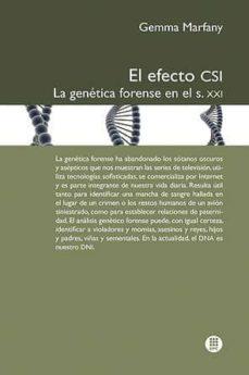 Emprende2020.es El Efecto Csi. La Genetica Forense En El Siglo Xxi Image