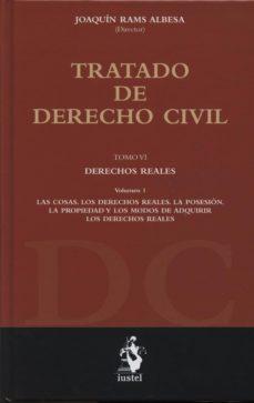 Javiercoterillo.es Tratado De Derecho Civil, Vi (Vol. I): Derechos Reales Image