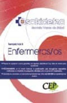 Curiouscongress.es Enfermeras/osel Servicio Vasco De Salud - Osakidetza. Temario V Ol. Ii Image