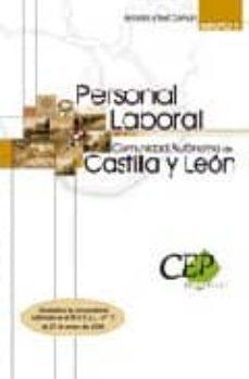 Ojpa.es Personal Laboral De La Comunidad Autonoma De Castilla Y Leon. Gru Po Ii. Temario Y Test Comun Image
