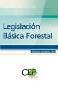 Iguanabus.es Legislacion Basica Forestal Image