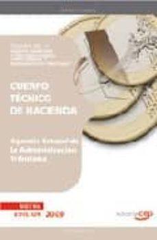 Cdaea.es Cuerpo Tecnico De Hacienda Agencia Estatal De La Administracion Tributaria Derecho Financiero Y Tributario Español: Parte General Image