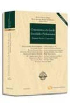 Ojpa.es Comentarios A La Ley De Sociedades Profesionales (2ª Ed.) Image