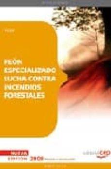 Cdaea.es Peon Especializado Lucha Contra Incendios Forestales. Test Image