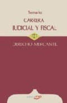 Permacultivo.es Carrera Judicial Y Fiscal. Derecho Mercantil. Temario Image
