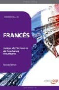 Srazceskychbohemu.cz Cuerpo De Profesores De Enseñanza Secundaria: Frances: Temario (V Ol. Iii) Image