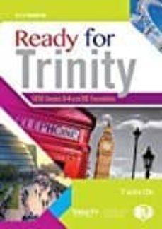 Textbooknova: READY FOR TRINITY 3 - 4 + CD