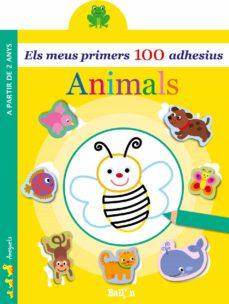 Geekmag.es Animals - Els Meus Primers 100 Adhesius Image