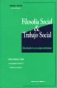 Followusmedia.es Filosofia Social &Amp; Trabajo Social: Elucidacion De Un Campo Profes Ional Image