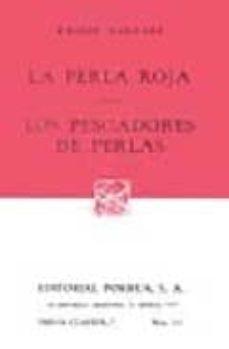 Javiercoterillo.es La Perla Roja. Los Pescadores De Perlas Image