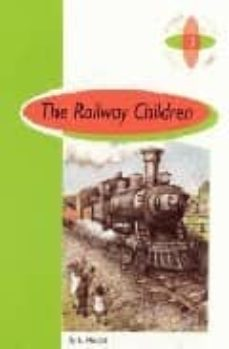 Descarga de libros completos THE RAILWAY CHILDREN (BURLINGTON 1º ESO)  de E. NESBIT in Spanish 9789963471195