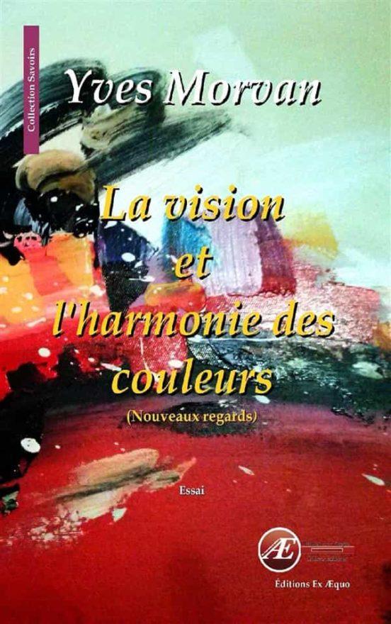 LA VISION ET L'HARMONIE DES COULEURS EBOOK | YVES MORVAN ...