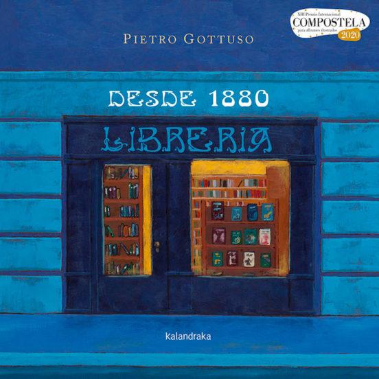 Desde 1880. Libros sobre librerías