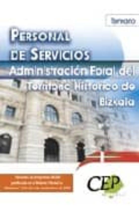 TEMARIO OPOSICIONES DEL PERSONAL DE ADMINISTRACION FORAL DEL TERR ITORIO DE BIZKAIA