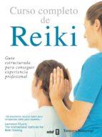 curso completo de reiki: todo lo que necesitas para conseguir exp eriencia-tanmaya honervogt-9788441420915