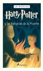 harry potter y las reliquias de la muerte-j.k. rowling-9788498381405