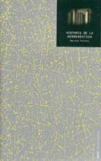 historia de la hermeneutica-maurizio ferraris-9788446009955