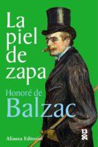 la piel de zapa-honore de balzac-9788420666655