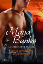 los hermanos mccabe nº3. nunca te enamores de tu enemigo-maya banks-9788408114055