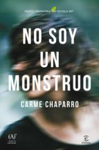 no soy un monstruo (ebook)-carme chaparro-9788467049695