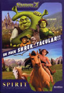 Pack Shrek 2 Spirit El Corcel Indomable